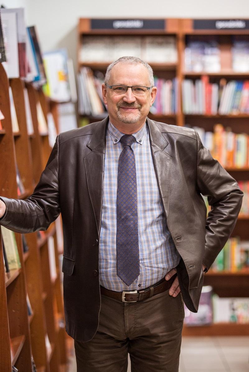 dr hab. Mariusz Z. Jędrzejko